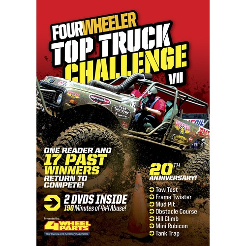 Four Wheeler Top Truck Challenge VII (DVD)