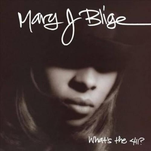 Mary J. Blige - What's The 411 (Vinyl)