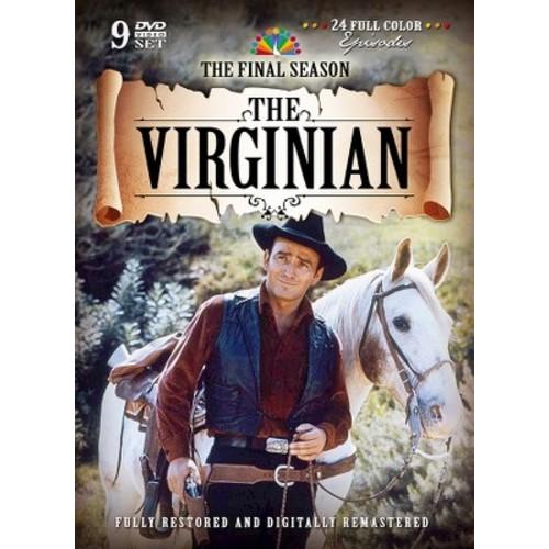 The Virginian: The Final Season (9 Discs) (dvd_video)