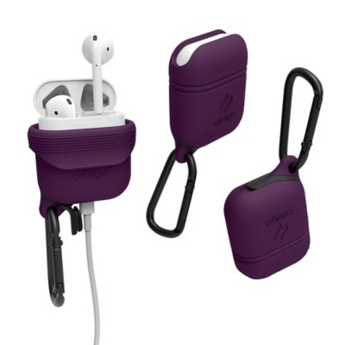 Case for Apple AirPods (Deep Plum)