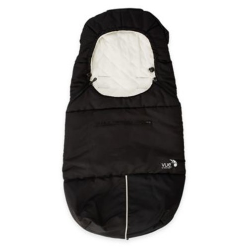Baby Jogger Foot Muff for Vue Strollers in Black