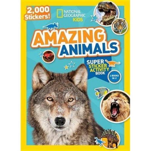 National Geographic Kids Amazing Animals ( National Geographic Kids) (Paperback) by National Geographic Society (U. S.)