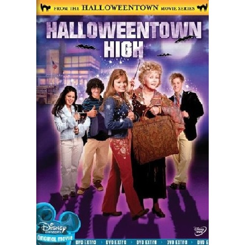 Buena Vista Home Entertainment Halloweentown High (DVD)