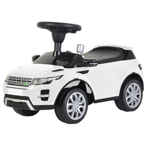Best Ride On Cars Bicycles, Ride-On Toys & Scooters Best Ride On Cars Range Rover Push Car White