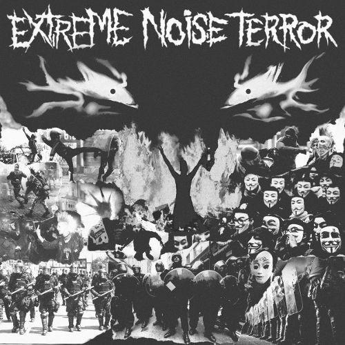 Extreme Noise Terror [LP] - VINYL