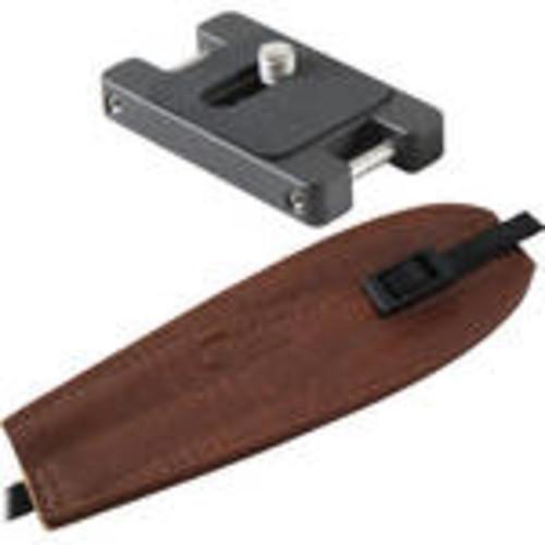 Standard XT Adapter with Medium Brown Pro Strap