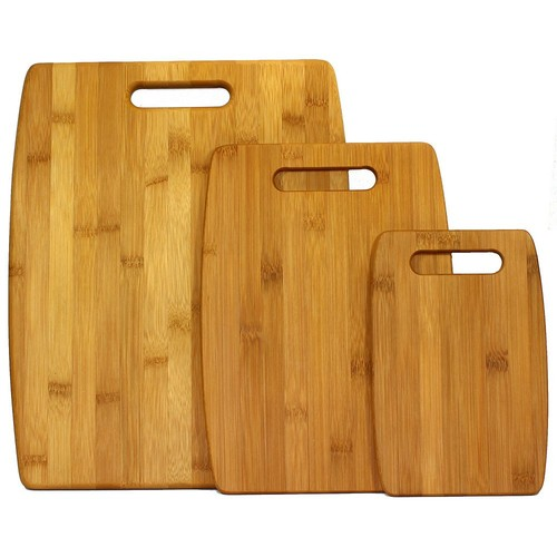 Oceanstar Set of 3 Bamboo Cutting Boards
