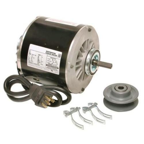 Motors: Dial 2-Speed 1/2 HP Evaporative Cooler Motor Kit 2548