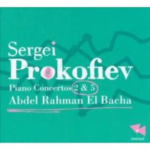 Prokofiev: Piano Concertos 2 & 5 (Uk) - CD