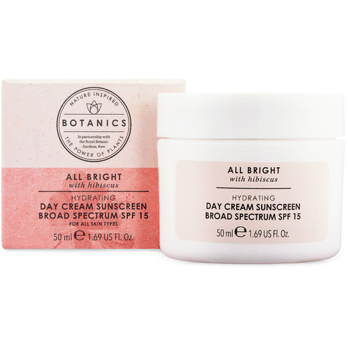All Bright Hydrating Day Cream Sunscreen Broad Spectrum SPF 15