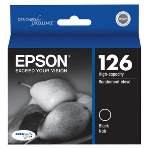 Epson DURABrite 126 Ink Cartridge - Black (CY3834)