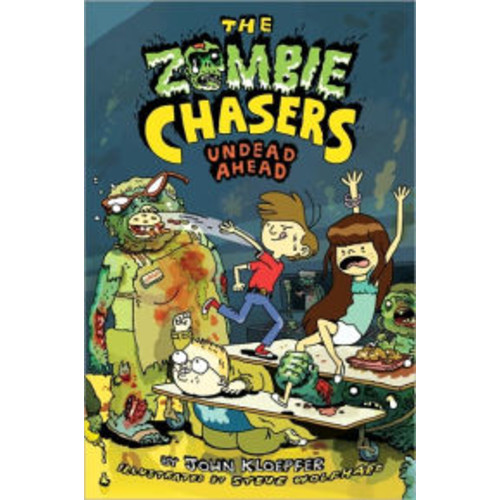 Undead Ahead (Zombie Chasers Series #2)