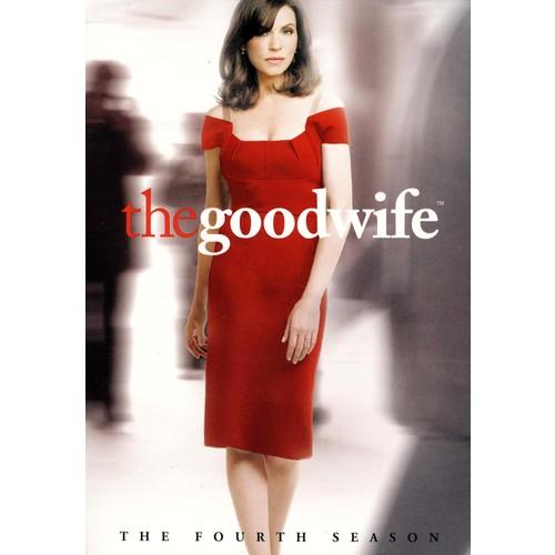 The Good Wife: The Fourth Season [5 Discs] [DVD]