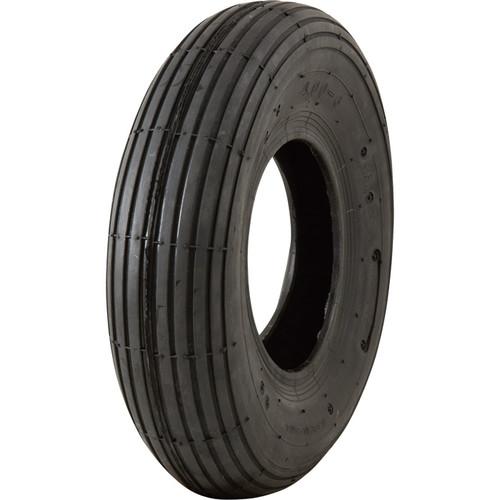 Marathon Tires Pneumatic Wheelbarrow Tire  Tire Only, 4.006in.