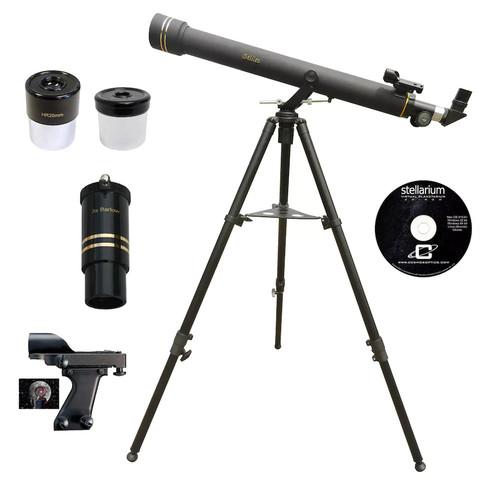 Galileo 800mm x 72mm Refractor Telescope
