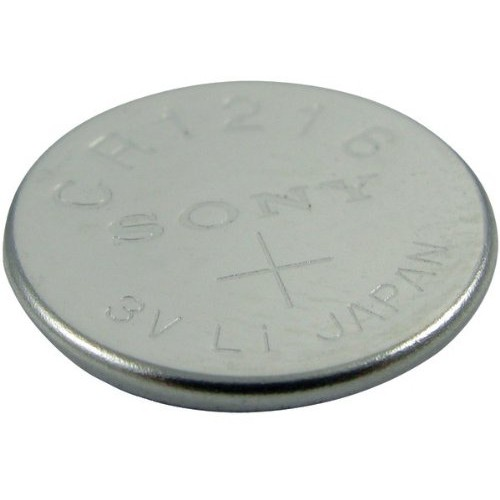 Lenmar WCCR1216 3 Volt Lithium Coin Battery, 30mAh