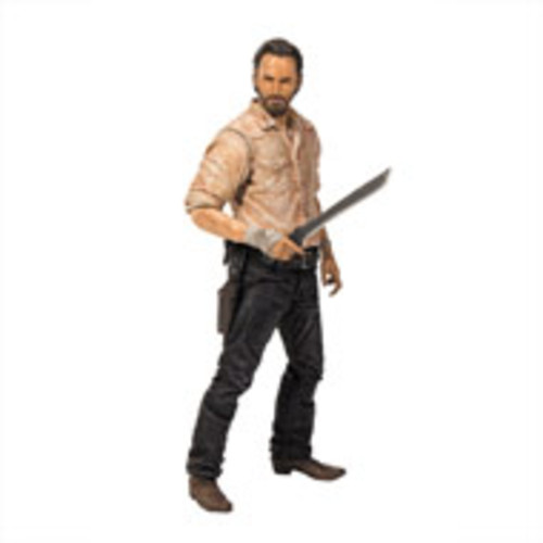 AMC'S The Walking Dead TV Series 6 Action Figure - Rick Grimes