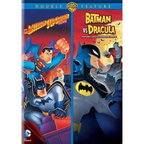 The Batman Superman Movie/The Batman vs. Dracula [2 Discs]