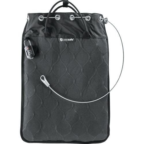 PacSafe Travelsafe 12L GII Portable Safe [Charcoal-104]