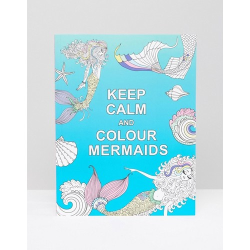 Keep Calm and Color Mermaids