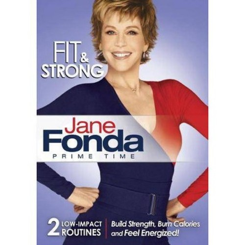 Jane Fonda: Prime Time - Fit & Strong WSE DD2