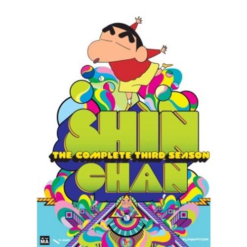Shinchan: Season Three (4 Discs) (dvd_video)