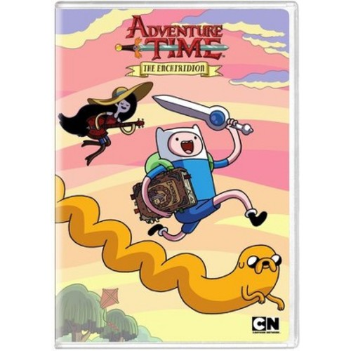 Adventure Time: The Enchiridion (DVD)
