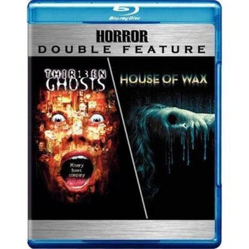 Thirteen Ghosts/House of Wax [Blu-ray]