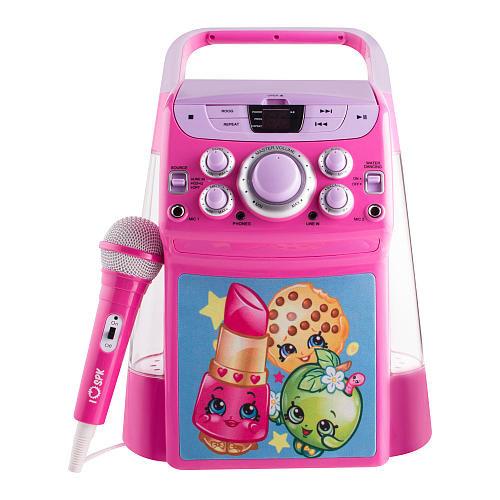 Shopkins Floating Water Karaoke - Pink