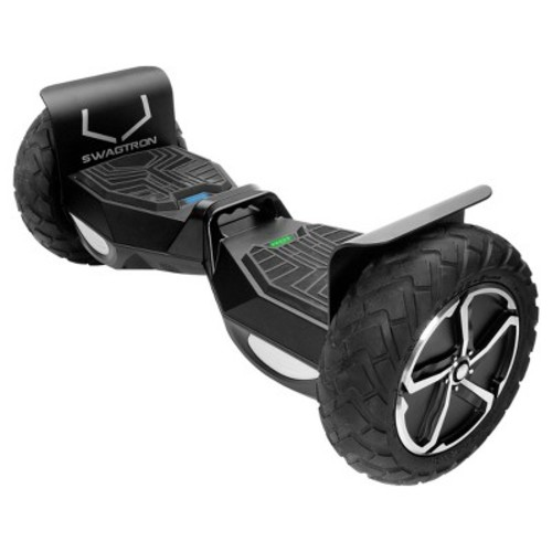 Swagtron T6 All Terrain Hoverboard - Black