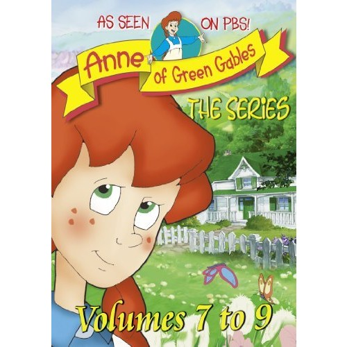 Anne the Animated Series Vol. 7-9