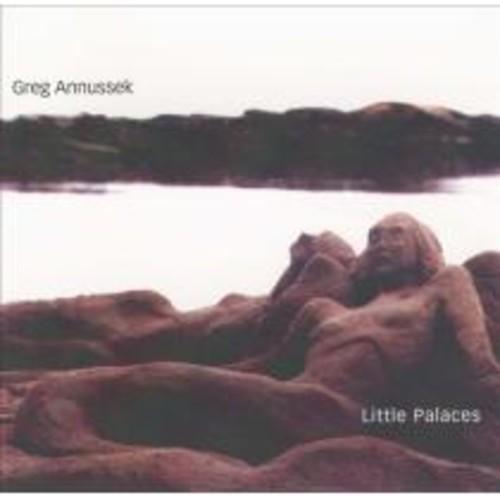 Little Palaces [CD]