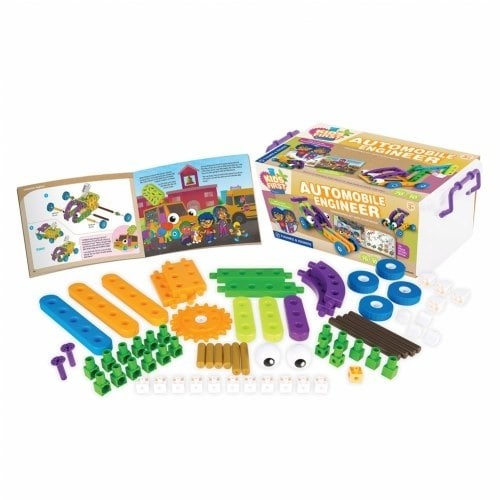 Thames & Kosmos Learning & Educational Toys Kids First Automobile Engineer