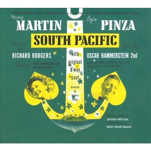 South Pacific [Original Broadway Cast Recording] [CD]