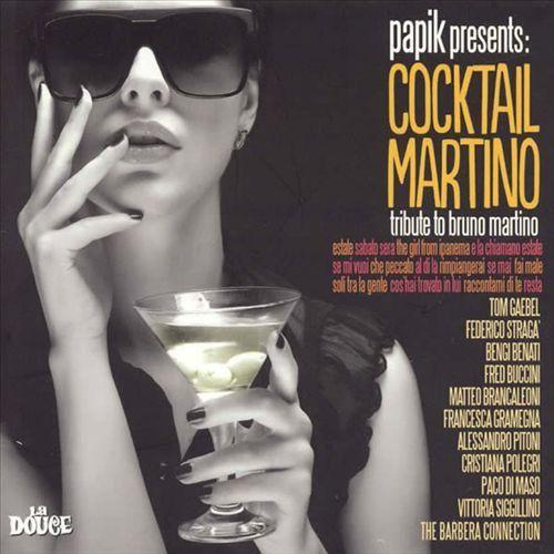 Cocktail Martino [CD]