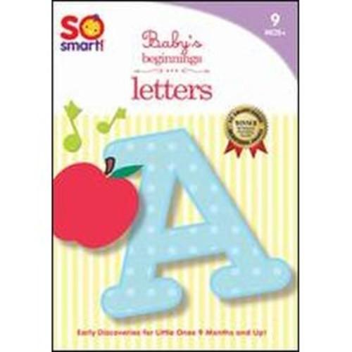 So Smart!: Baby's Beginnings: Letters