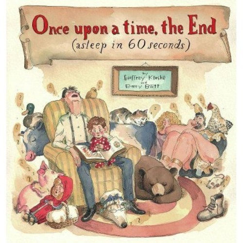 Once Upon a Time, the End (Asleep in 60 Seconds)
