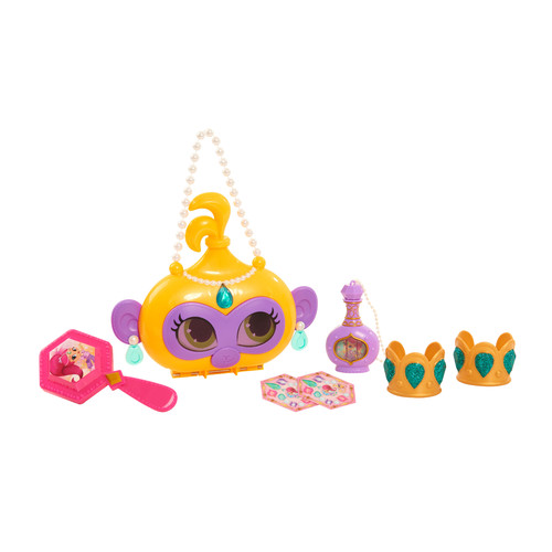 Nickelodeon Girls 7pc. Dress-Up Wish Come True Shimmer Purse Set - Multicolor