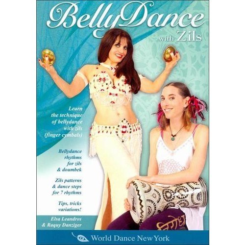 Bellydance with Zils [DVD] [English]