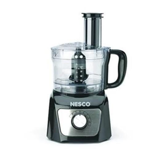 Nesco FP-800 8 Cup Food Processor, Black