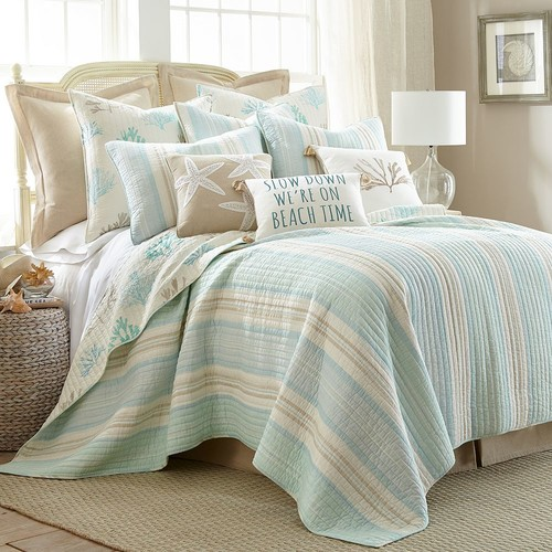 Stone Harbor Quilt Set