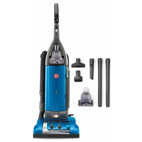 Hoover Vacuum Cleaner Anniversary WindTunnel Self Propelled Bagged Corded Upright Vacuum U6485900 [Vacuum Only]