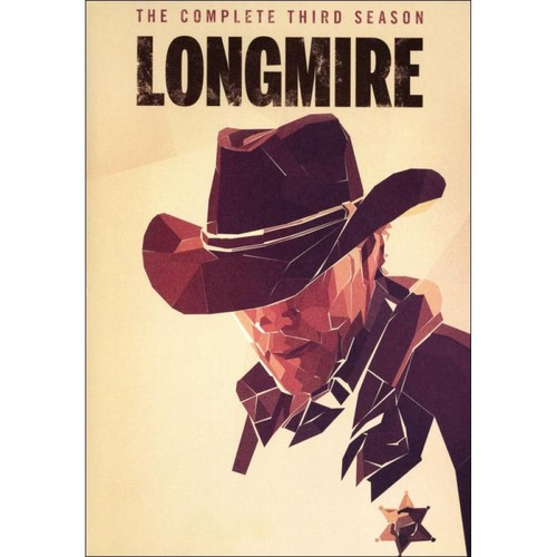 Longmire: The Complete Third Season [2 Discs] [DVD]