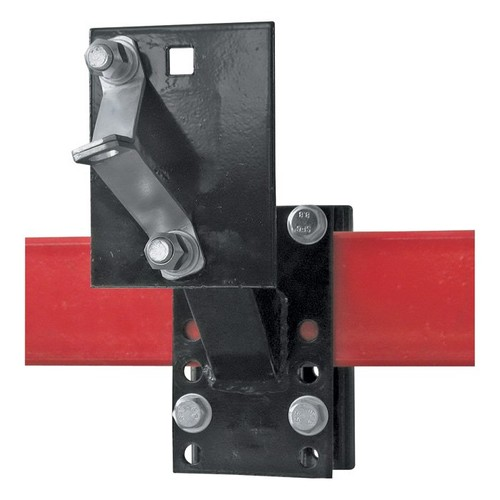 Ultra-Tow Spare Tire Carrier  With Tire Locking Bracket