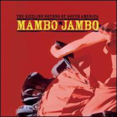 The Sizzling Sounds of Mambo Jambo By The Various Artists (Audio CD)
