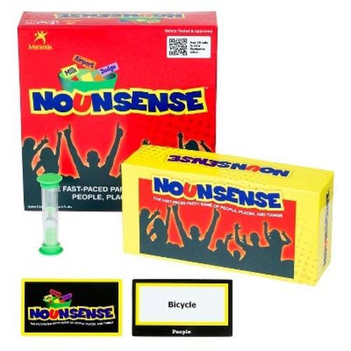 Maranda Enterprises Nounsense Party Game