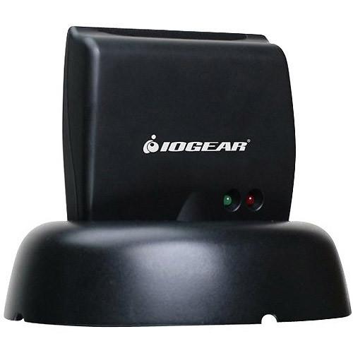 IOGEAR Vertical USB Smart Card Access Reader, TAA Compliant, GSR202V [Vertical Smart Card]