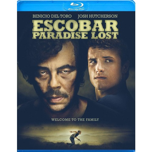 Escobar: Paradise Lost [Blu-ray] [2014]