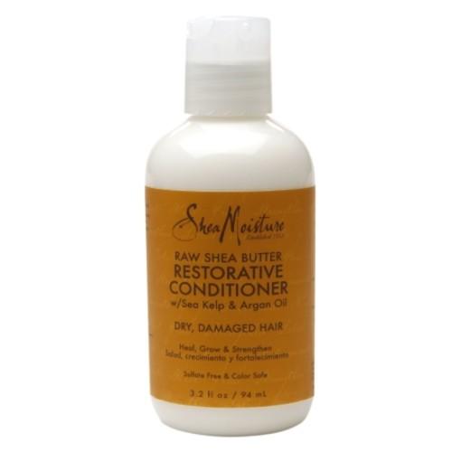 SheaMoisture Restorative Conditioner Raw Shea Butter
