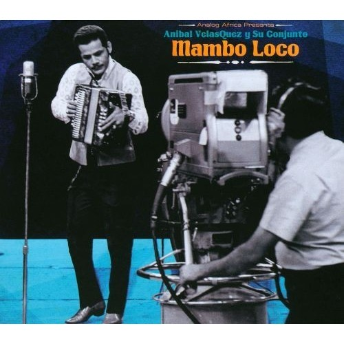 Mambo Loco [CD]